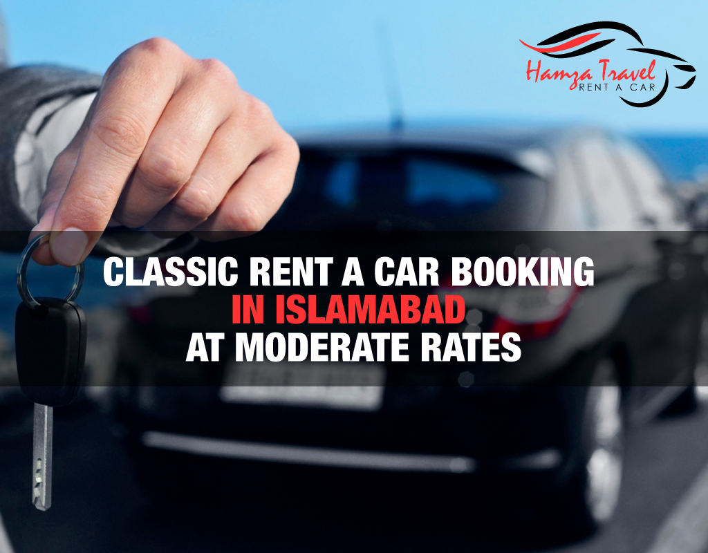 Rent a Car in Islamabad 2020