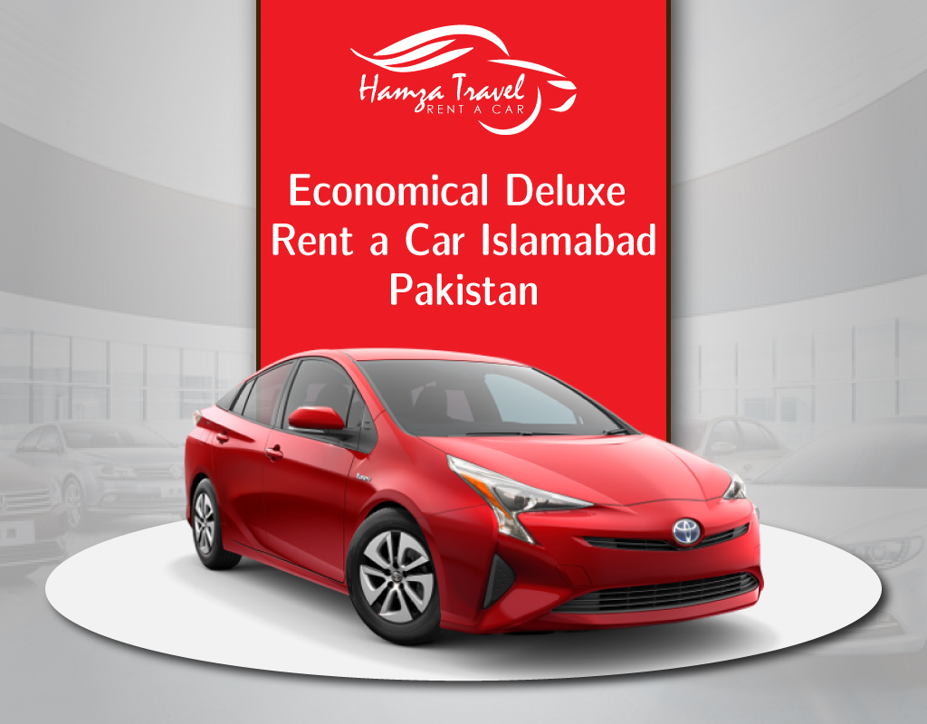 Economical Deluxe Rent a Car Islamabad Pakistan