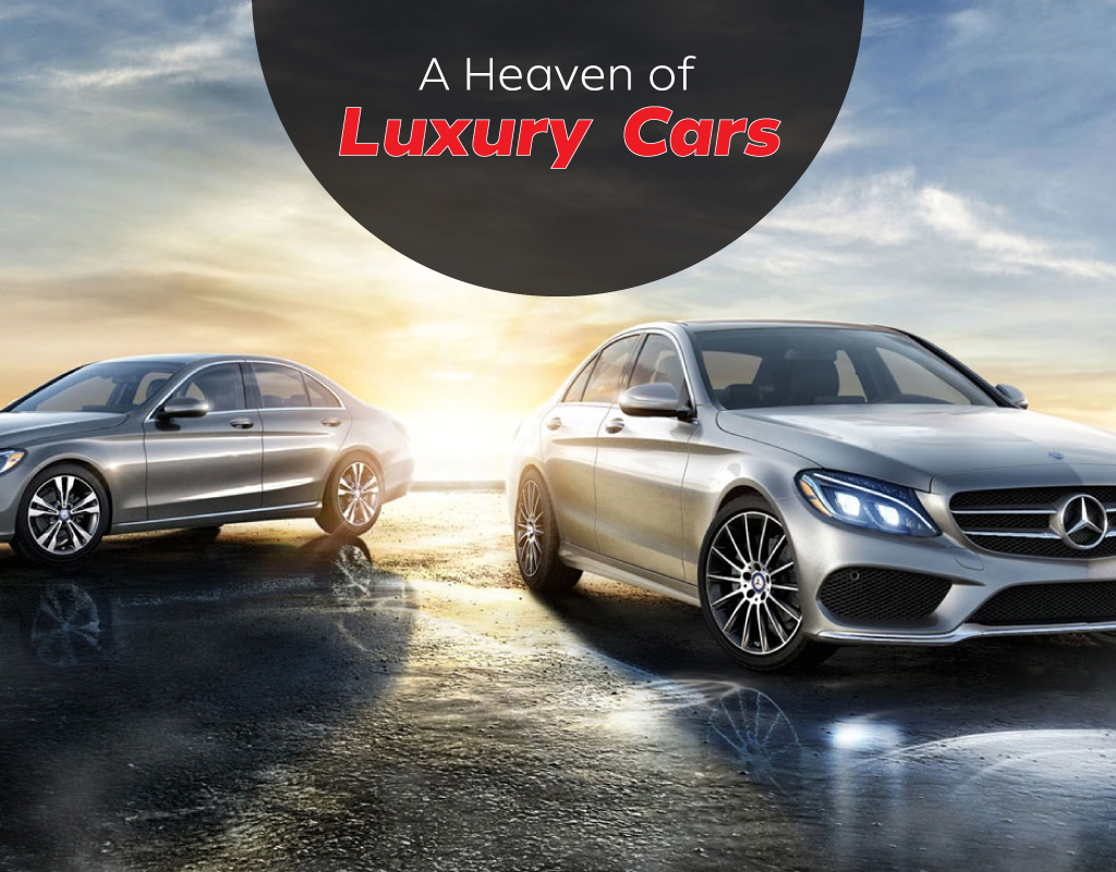 Luxury Car Rental in Islamabad