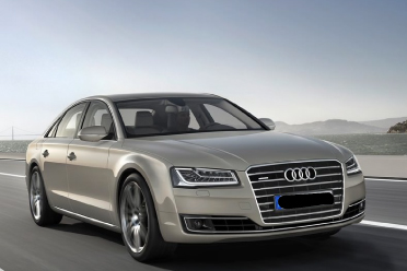 audi a4 for rent in islamabad