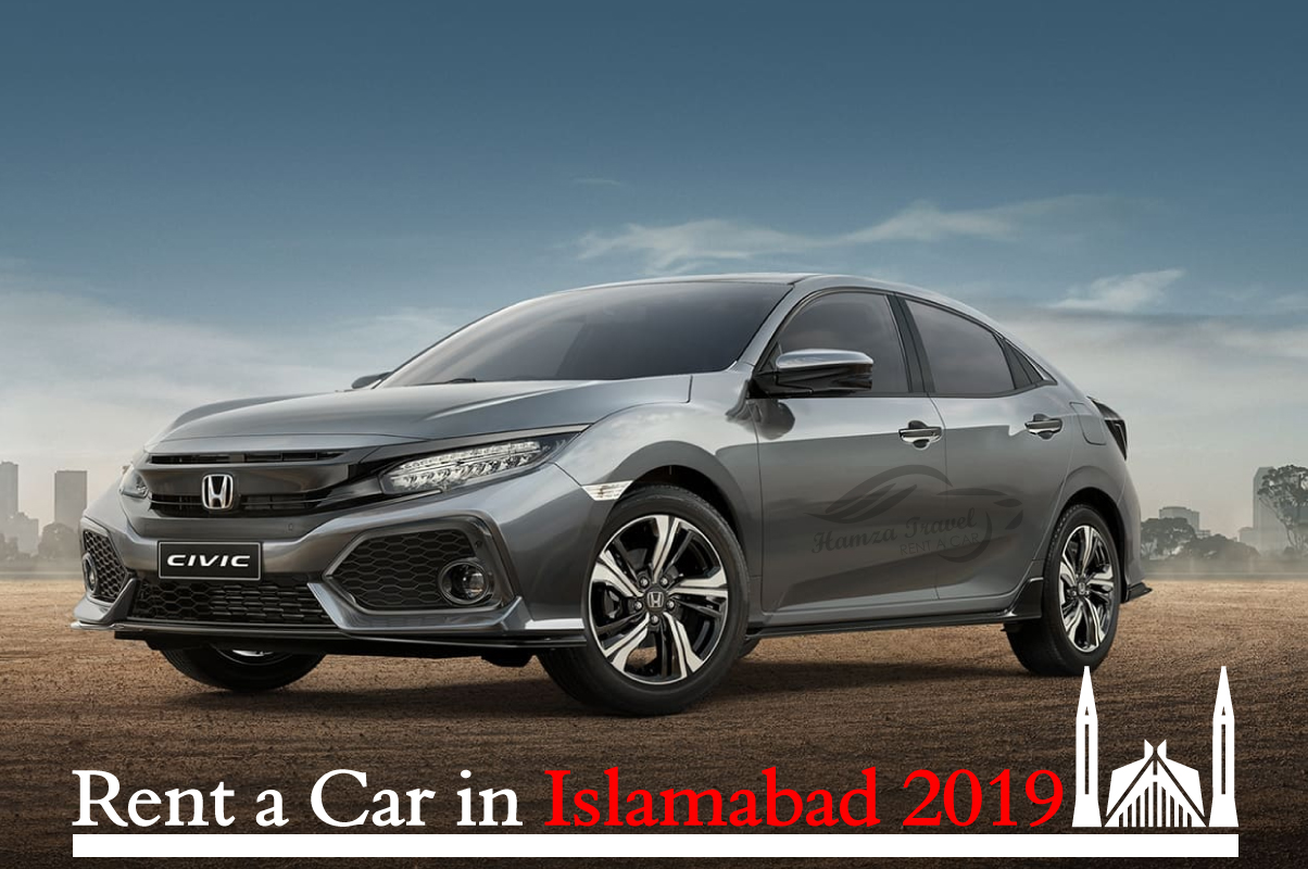 Rent a Car in Islamabad 2019