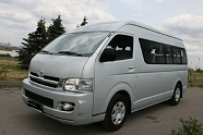 toyota hiace for rent in Islamabad