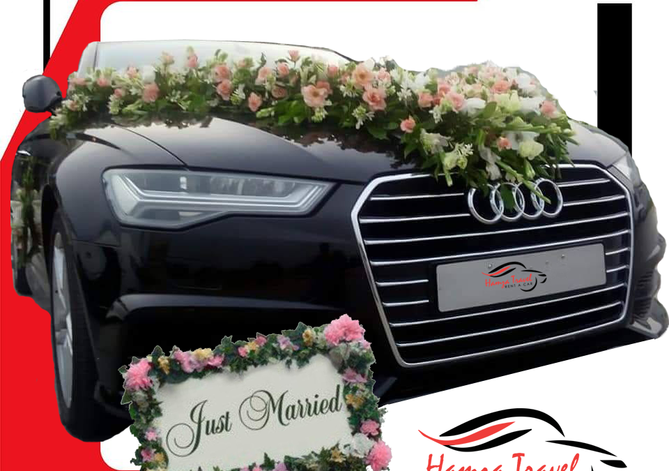 Wedding Car Rental in Islamabad, Pakistan