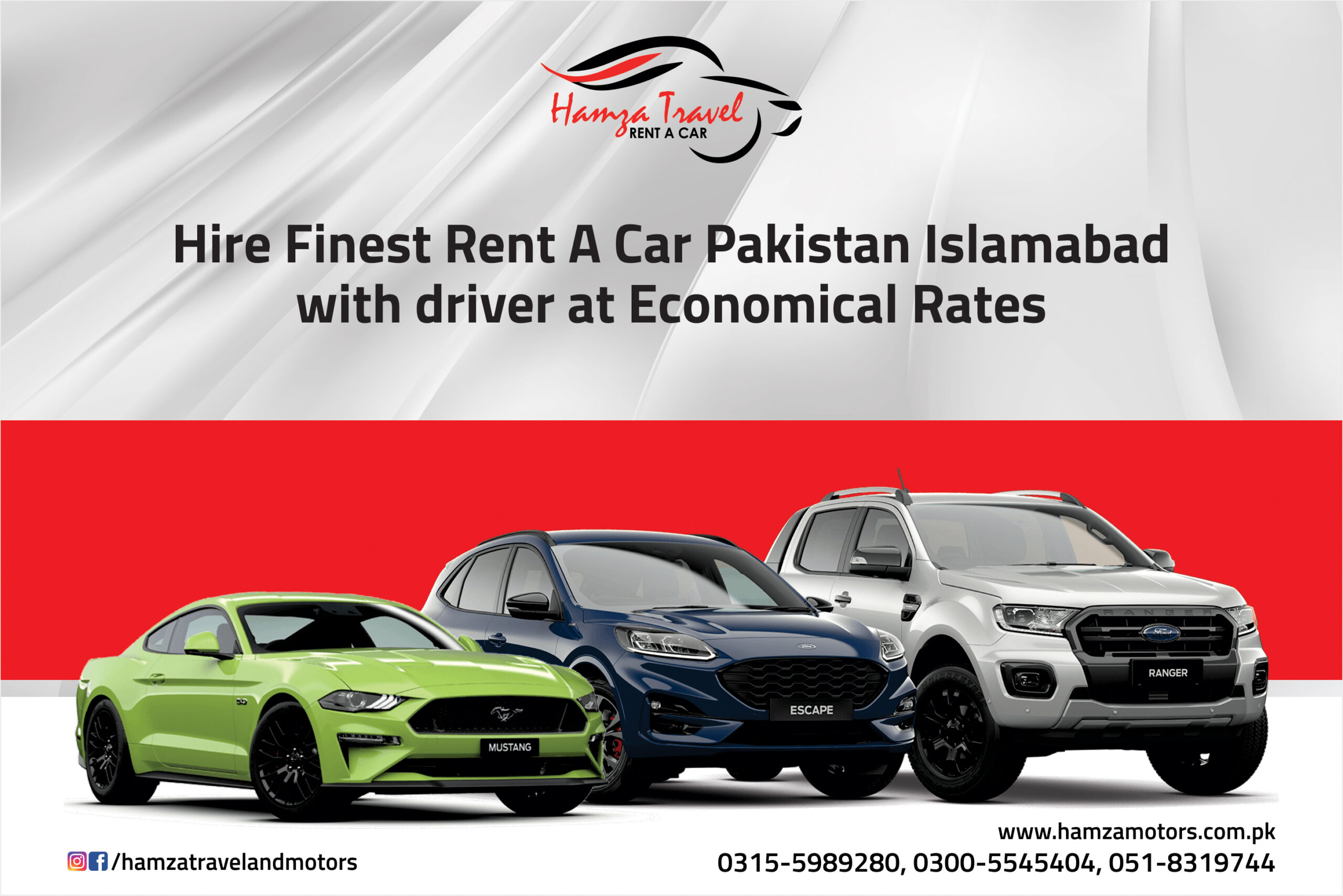 Rent a Car in Rawalpindi