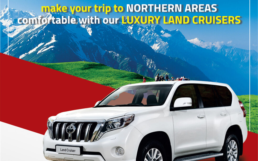 Top Brand for Rent A Car in Islamabad